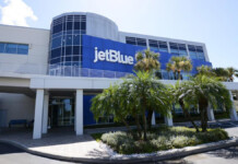 QUEENS BOROUGH PRESIDENT ASKS JET BLUE TO RECONSIDER MOVE OUT OF QUEENS