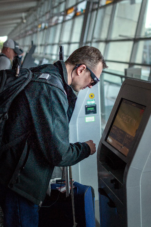JFK Airport's Terminal 4 Launches Aira Access For Blind And Low Vision Travelers