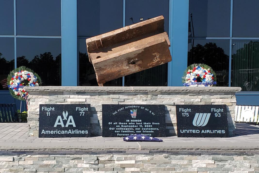 JFK Airport 9-11 Memorial