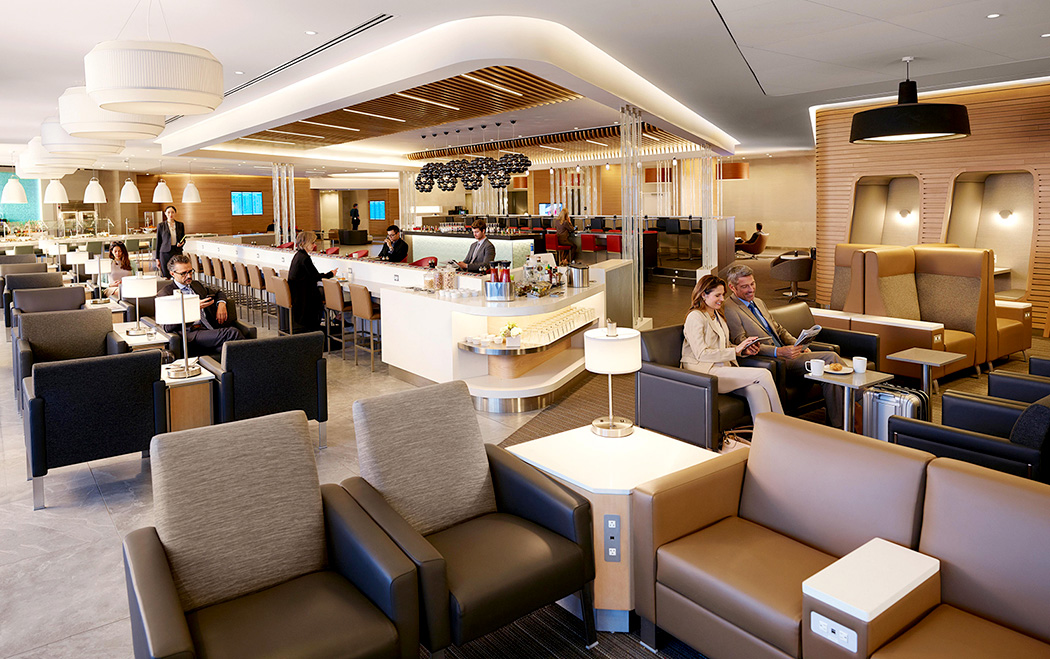 American Airlines Opens Flagship First Dining And Flagship Lounge In New York S Jfk Airport Airport News