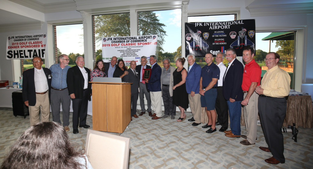 The 2019 JFK Chamber of Commerce Board of Directors