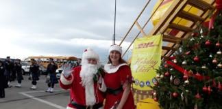 JFK DHL Operation Holiday Cheer 2018