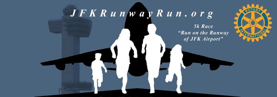 JFK Runway Virtual 5K Run/Walk