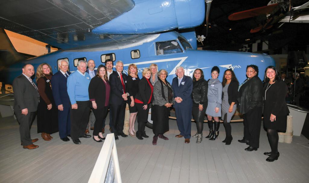 John F. Kennedy International Airport Rotary Club Members