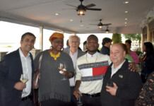 JFK Rotary Club Hosts End of Summer Delight