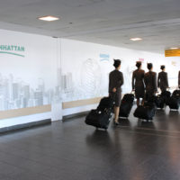 JFK's Terminal 4 Unveils Newly Commissioned Artwork