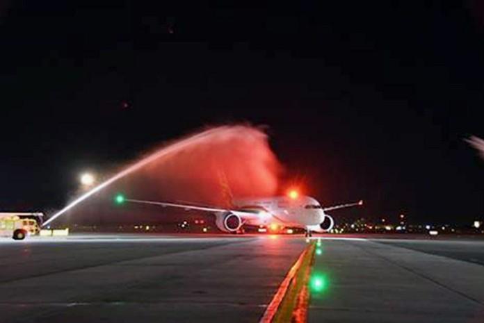 JFK Terminal-4 Hainan Airlines