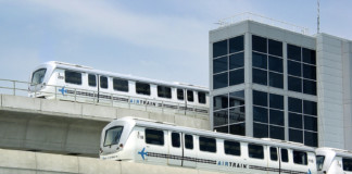 JFK Airport AirTrain