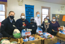 JFKIAT Donates More Than 200 Turkeys