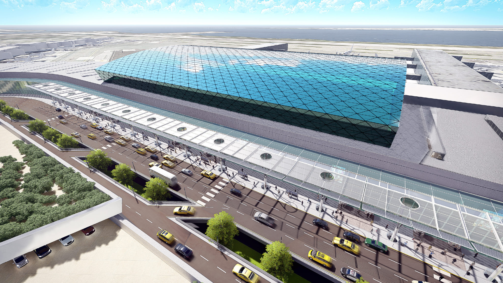 Security Jobs In Nj >> Cuomo Calls for $10B Makeover of JFK Airport ...