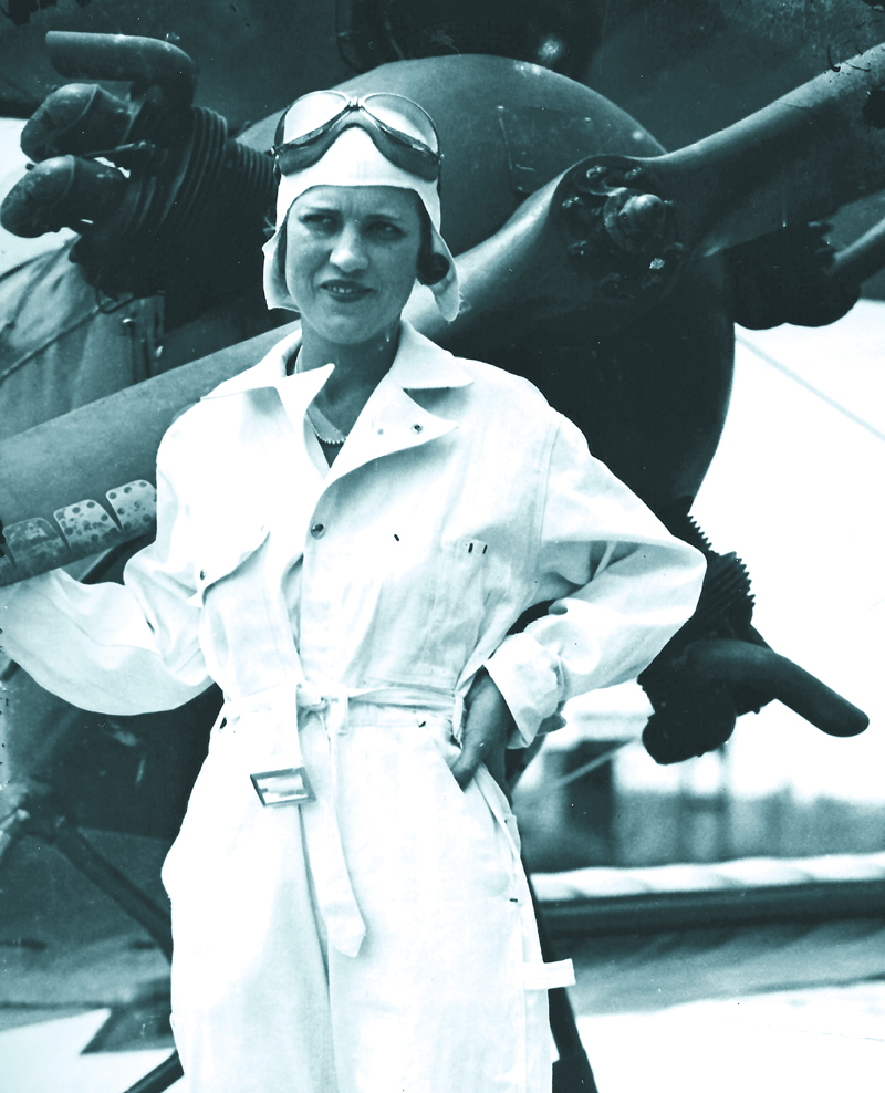 Jacqueline Cochran From Sawdust Road to the Stars at Noon