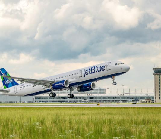 JetBlue AIRBUS 1st BioFuel A321