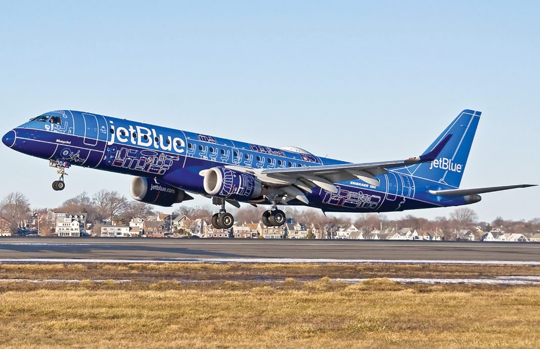 an introduction to the airline company jetblue Introduction jetblue (nasdaq:jblu) is an interesting company within the airline industry it is well-known across the united states but has limited.