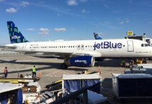 JetBlue Highrise Tail Design