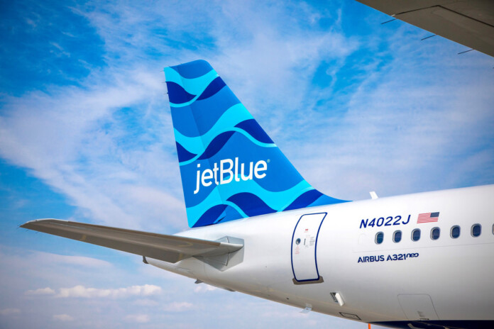 JetBlue Takes Delivery of First Airbus A321LR Aircraft Enabling Airline to Launch First-Ever Transatlantic Service