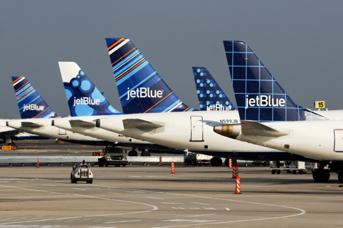JetBlue Technology Ventures Invests in Universal Hydrogen to Support the Airline's Ambitious Sustainability Strategy