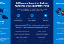 JetBlue and American Airlines Announce Strategic Partnership