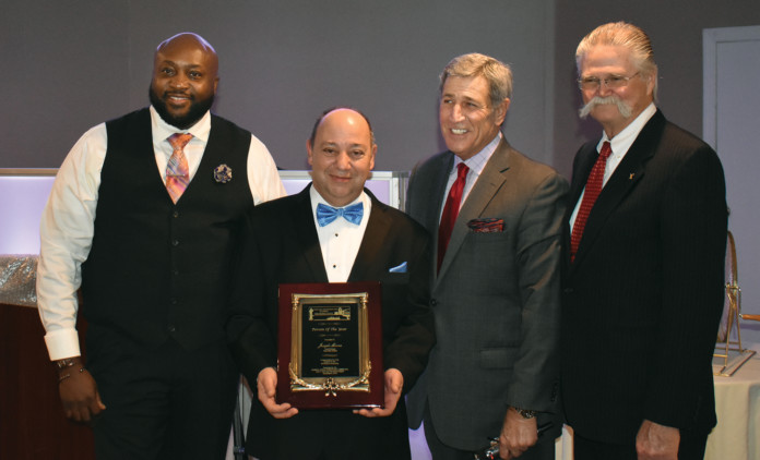 KAAMCO Cargo Honors Joe Morra from Royal Waste Services