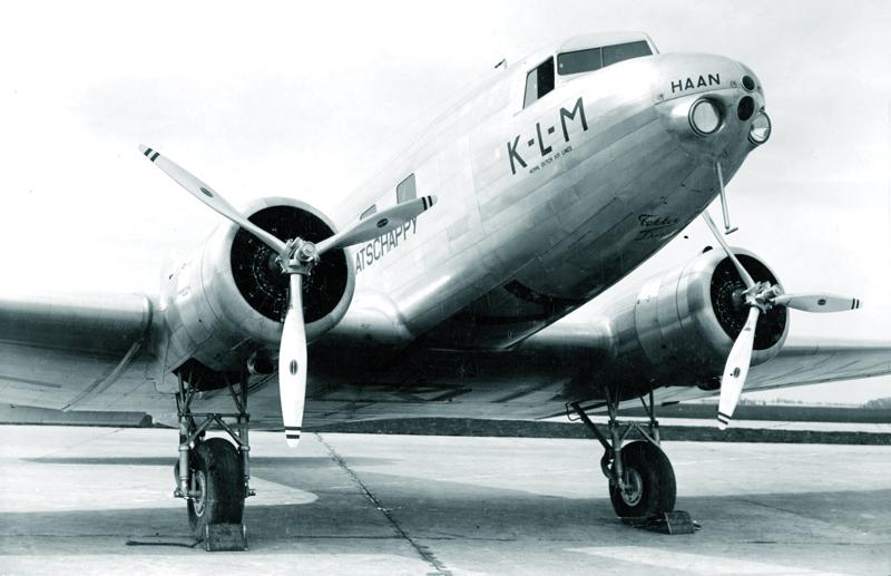 KLM-DC2-Haan