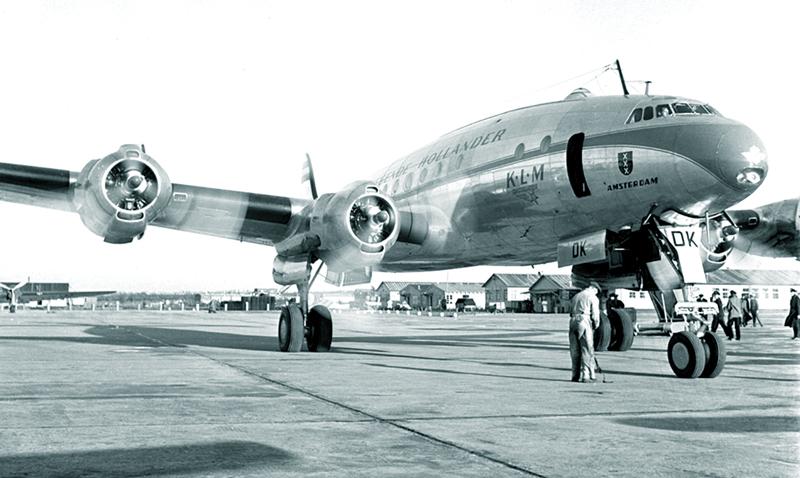 KLM-Lockheed-Constellation-L-749
