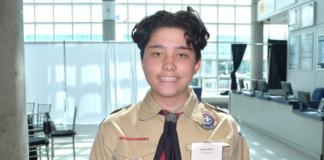 Kazuki Russo Boy Scouts
