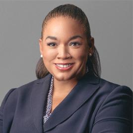Kimberly Hardy, Esq., Senior Vice President of Diversity, Inclusion and Compliance, McKissack & McKissack