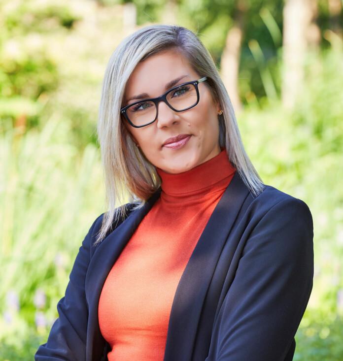 Kirsten de Bruijn, Qatar Airways Cargo, Senior Vice President, Cargo Sales and Network Planning.