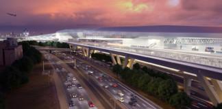 LaGuardia AirTrain Rendering-LGA