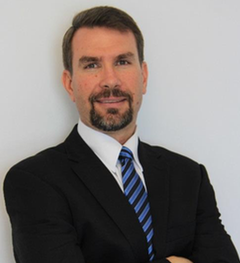 Lionel Van Der Walt, Global Chief Commercial Officer of PayCargo
