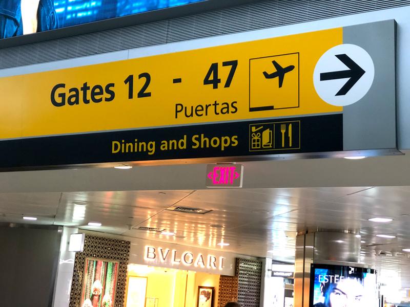 DHS Funds Airport Navigation App - Metropolitan Airport News