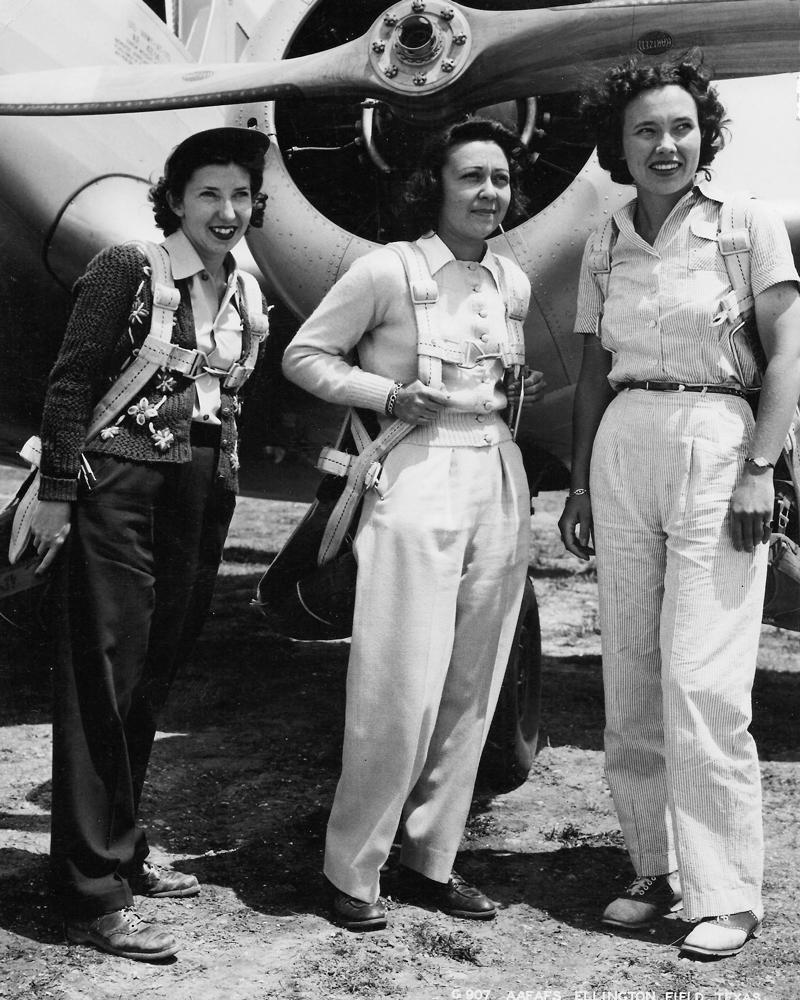 Lt Col Marjorie Gray WASP 1943