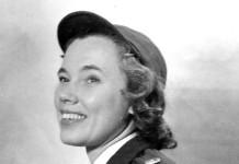 Lt Col Marjorie Gray WASP