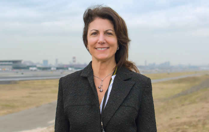 Lysa Scully, General Manager of LaGuardia Airport