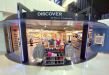 Marshall's new store is a prototype of a location centered shopping experience.
