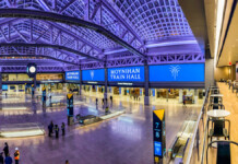 MOYNIHAN TRAIN HALL: THE NEWLY REVIVED PENN STATION HAS OPENED