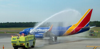 MacArthur Airport Welcomes New Nonstop Nashville Flights on Southwest Airlines