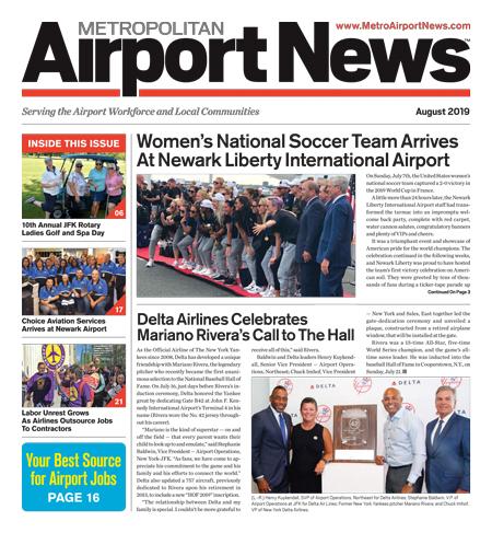 New York Airport News