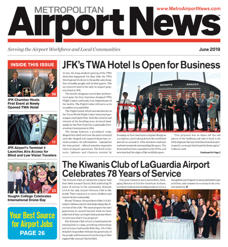 Metropolitan Airport News - June 2019
