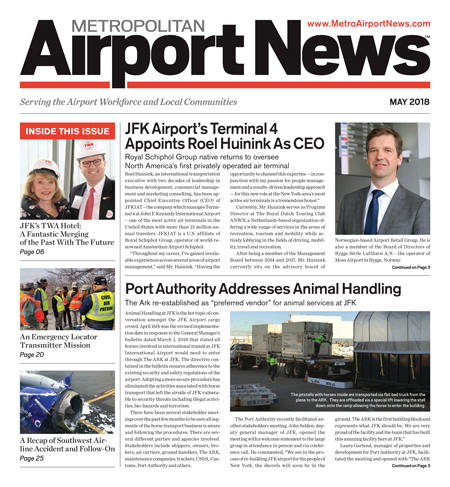 New York Airport News