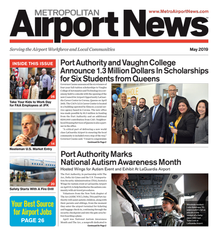 Metropolitan Airport News - May 2019