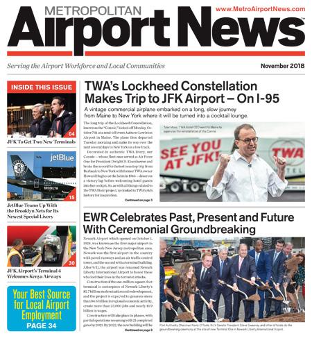 Metropolitan Airport News