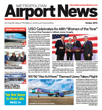 Metropolitan Airport News October 2019