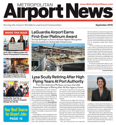 Metropolitan Airport News September 2019