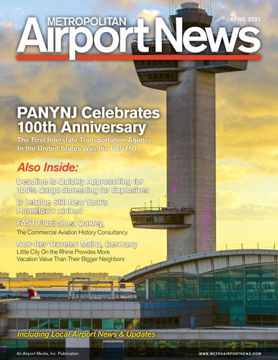 Metropolitan Airport News April 2021