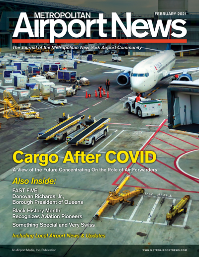 Metropolitan Airport News February 2021