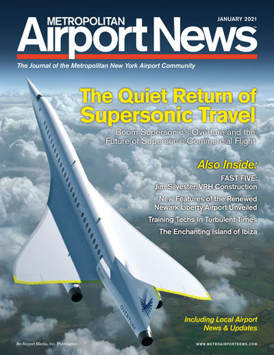 Metropolitan Airport News January 2021