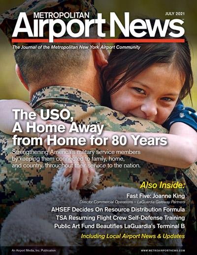 Metropolitan Airport News - July 2021