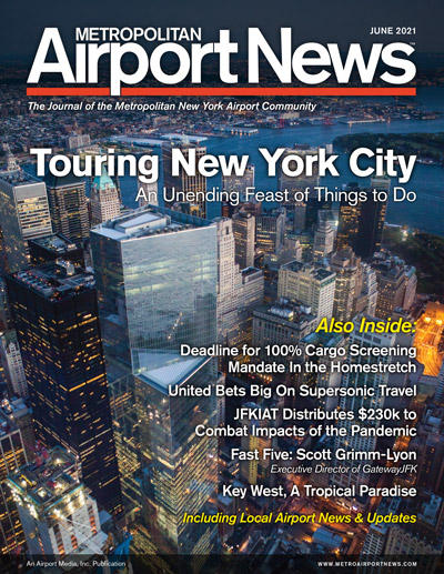 Metropolitan Airport News June 2021