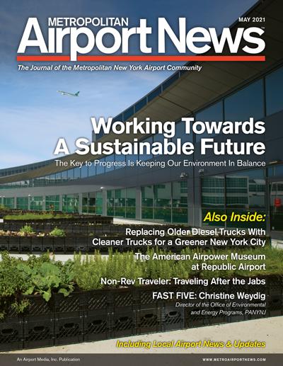 Metropolitan Airport News-May 2021