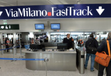Delta's pre-testing plan and Milan Airport's speedy pass-through and quarantine free process will assist in drawing tourists to Italy.